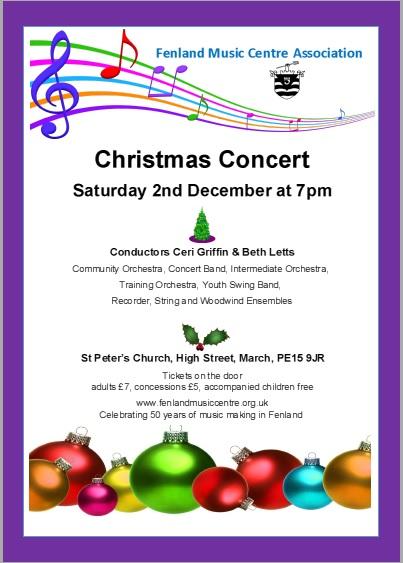 christmas concert 2017