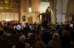 Fenland Community Orchestra Christmas 2014 at St Peter's Church