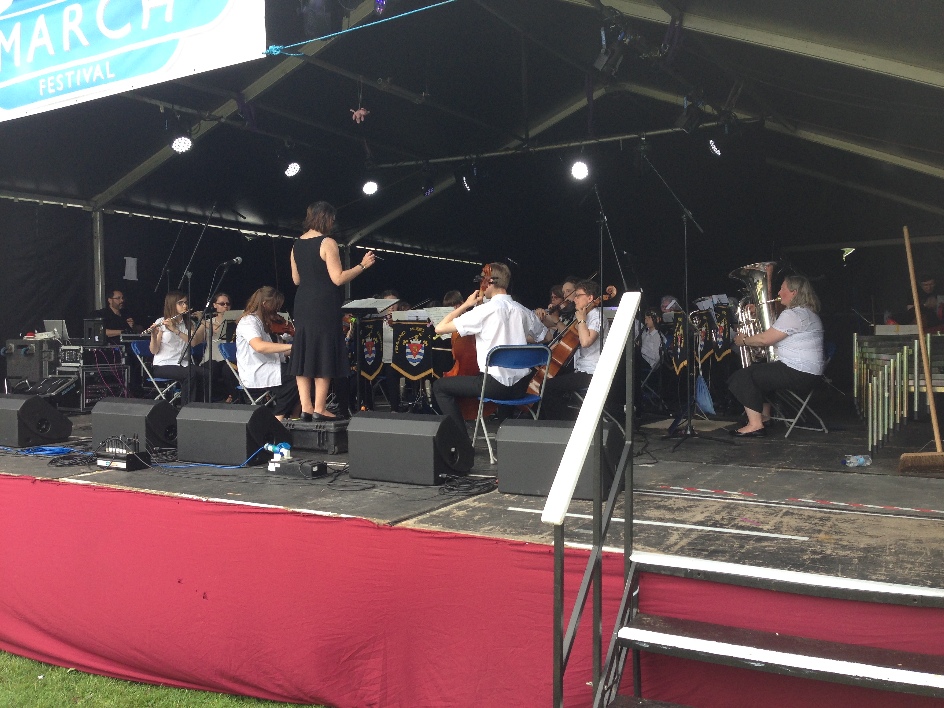 Community Orchestra and Swing Band